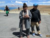 Old Guy visit Manasarovar
