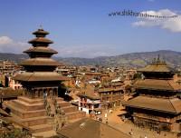 Bhaktapur Nayatapola Temple
