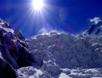 Dhaulagiri Ice Fall