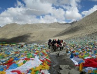 Highest pass in Tibet