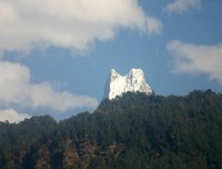 Mt.Fishtail