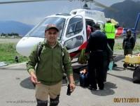 Kailash helicopter Tour