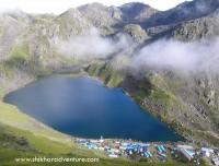 Gosaikunda Lake