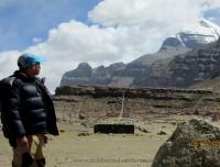 Mt.Kailash from Yamadwar