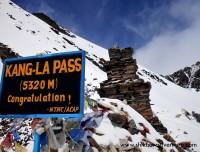 Kang-La Pass