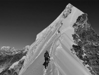 Loboche Climbing