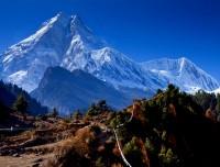 Mt.Manaslu