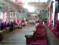 Monk and Monastery