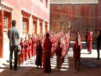 Monk Prayer