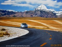 Drive to Kailash