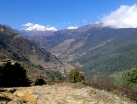 Junibesi Village