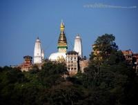 Swyambhunath Temple/Monkey Temple