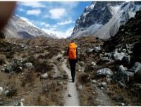 Trekking trail