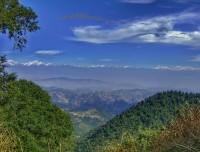 View from Phulchoki