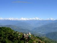 View fro Nagarkot
