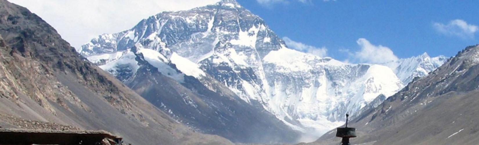 Everest Base Camp Tour via Lhasa