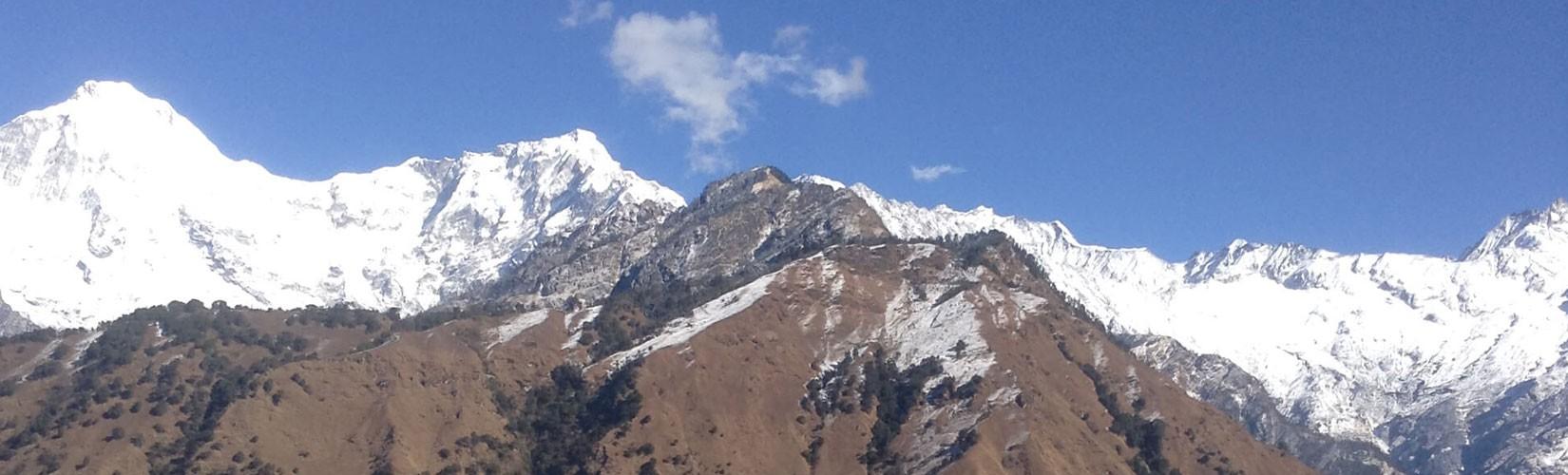 Ganesh himal Sing-La pass Trekking