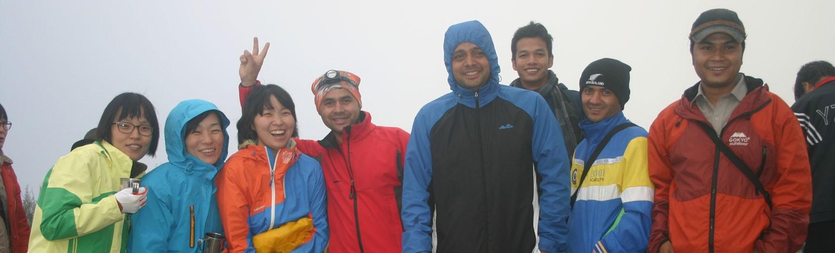 Royal Trekking