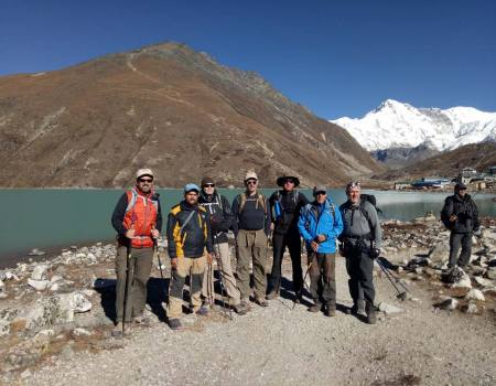 Everest Deluxe Trekking