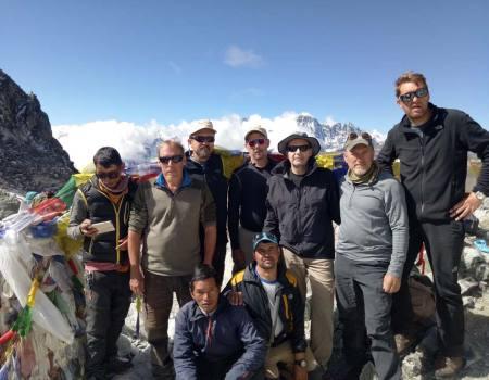 Everest Three Pass Trek