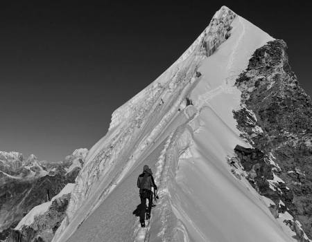Loboche Peak Climbing