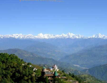 Nagarkot Chagunarayan Hiking