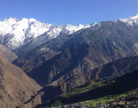 Rubi valley and Ganesh Himal Trekking